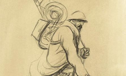 Dessin de Sem, Quelques dessins de guerre, 1915-1916