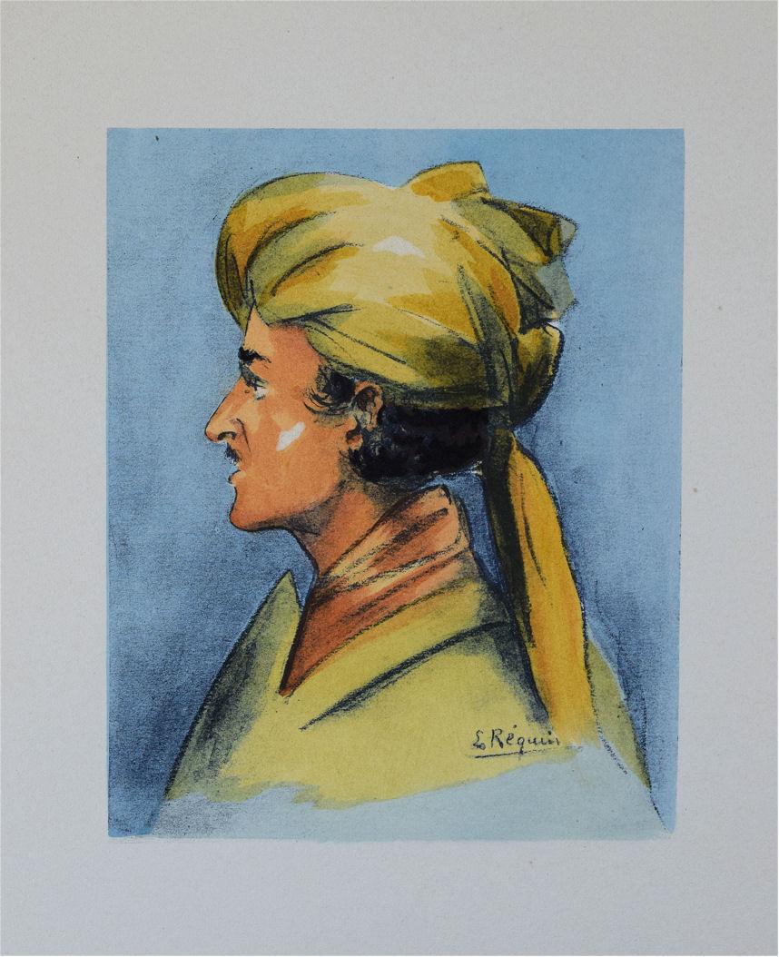 Soldat indien